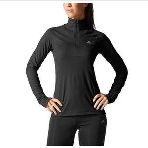 Adidas 1/4 zip long sleeve